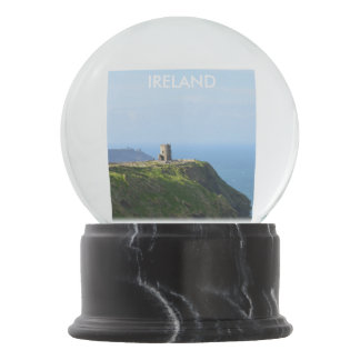 Beautiful Green Cliffs of Moher Snow Globe