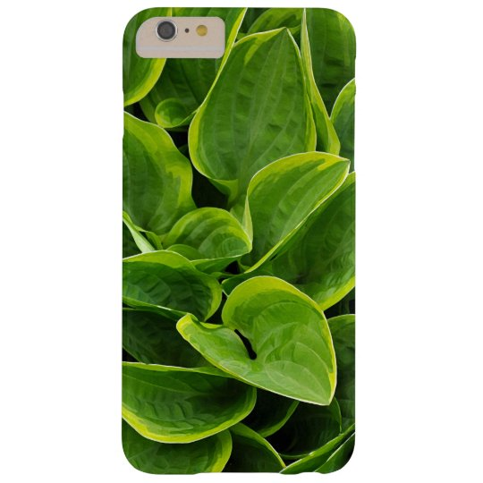 Beautiful green hosta plant HTC vivid case