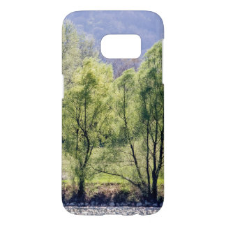 Beautiful Green Trees Samsung Galaxy S7 Case