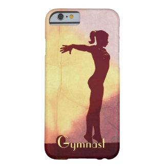 Beautiful Gymnast phone case