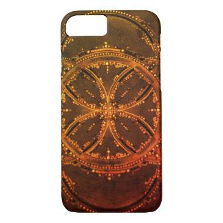 Beautiful hand drawn Mandala iPhone 7 Case