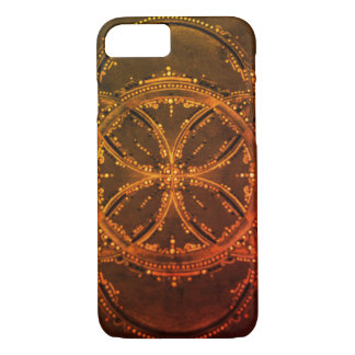 Beautiful hand drawn Mandala iPhone 8/7 Case