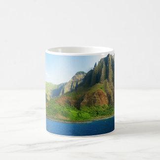 Beautiful Hawaiian Landscape Panorama Mug