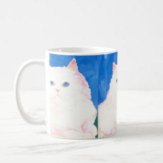 Beautiful Himalayan Kitten Coffee Mug