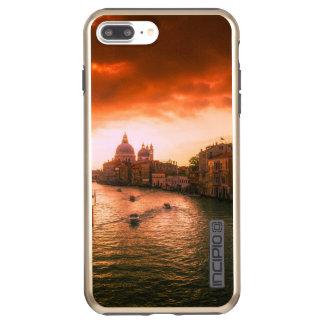 Beautiful historic venice canal, italy incipio DualPro shine iPhone 8 plus/7 plus case