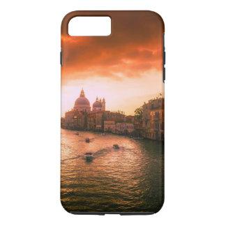 Beautiful historic venice canal, italy iPhone 8 plus/7 plus case