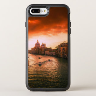 Beautiful historic venice canal, italy OtterBox symmetry iPhone 8 plus/7 plus case