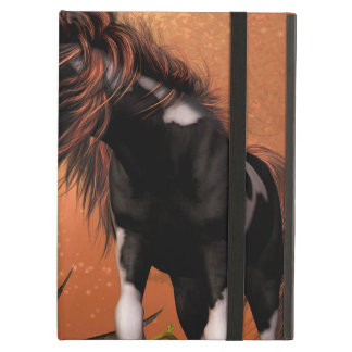Beautiful horse iPad air cases