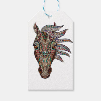 Beautiful Horse Pack Of Gift Tags