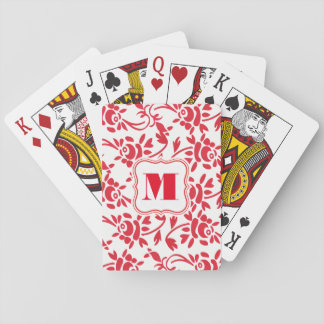 Beautiful Hungarian Art Playing Cards