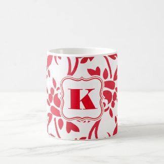 Beautiful Hungarian Art w/Monogram Coffee Mug