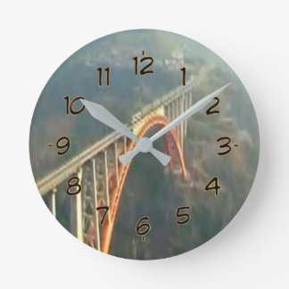 Beautiful India - An Invitation so tempting Wall Clock