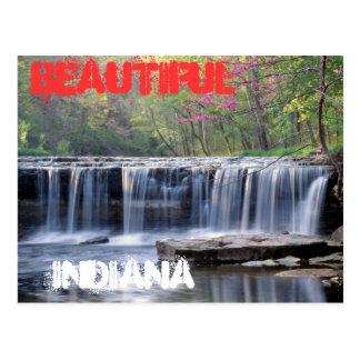 Beautiful Indiana postcard. Postcard