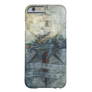 Beautiful iphone case with a drawing of a sailing