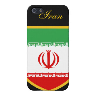 Beautiful Iran Flag iPhone 5/5S Cases