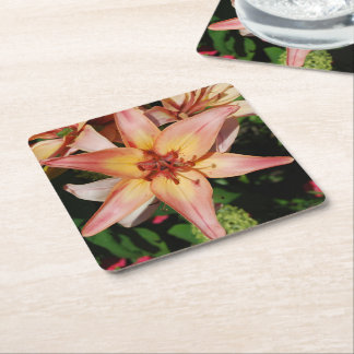 Beautiful Iris photo coaster