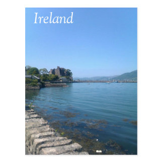 Beautiful Irish Coastline Postcard