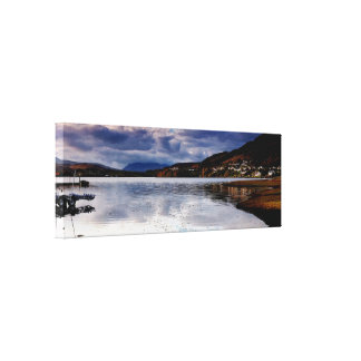 Beautiful Isle of skye Scotland canvas print