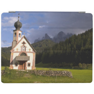 Beautiful isolated lonely church called Rainui iPad Cover