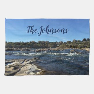 Beautiful James River Kitchen Towel