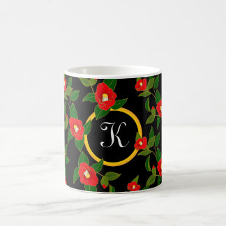 Beautiful Japanese Flowers Coffee Mug