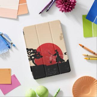 Beautiful Japanese Samurai Sunset iPad Air Case iPad Air Cover