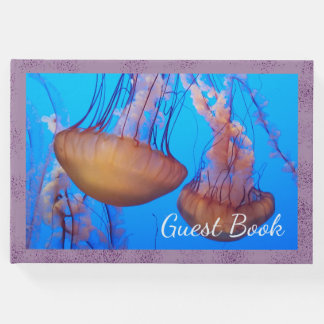 Beautiful Jellyfish Guest Book