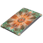 Beautiful Jewelled Peach Star Fractal Orchid Cover For iPad Air