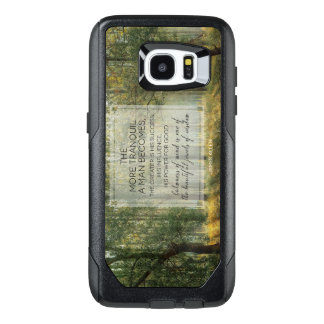 Beautiful Jewels Of Wisdom by James Allen OtterBox Samsung Galaxy S7 Edge Case