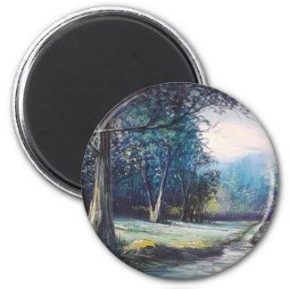 Beautiful Journey 2 Inch Round Magnet
