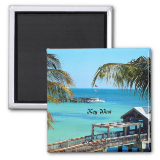 Beautiful Key West Magnet
