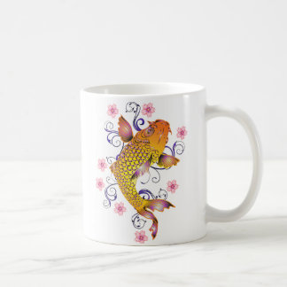Beautiful Koi Coffee Mug