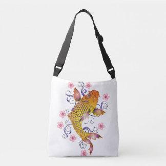 Beautiful Koi Crossbody Bag