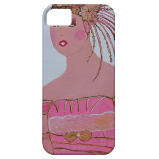 Beautiful Lady 3.JPG Case For The iPhone 5