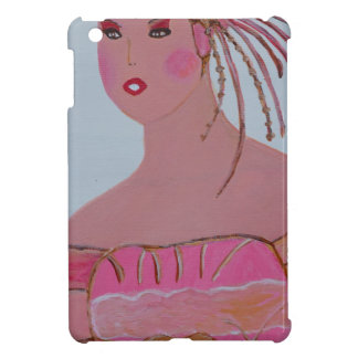 Beautiful Lady 3.JPG Cover For The iPad Mini