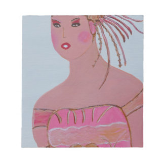 Beautiful Lady 3.JPG Notepad