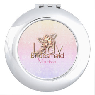 Beautiful--Lady-Bridal_Delicate_Wedding-Favor Makeup Mirrors