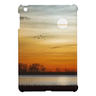 Beautiful Lake Morning Case For The iPad Mini
