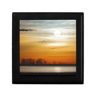 Beautiful Lake Morning Gift Box
