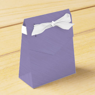 Beautiful Lavender  Favor Box