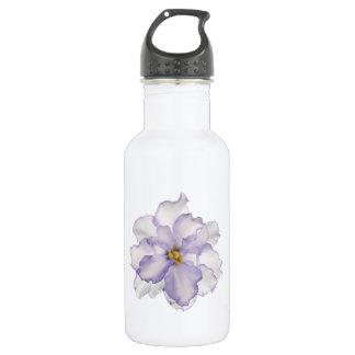 Beautiful Lavender Orchid 532 Ml Water Bottle