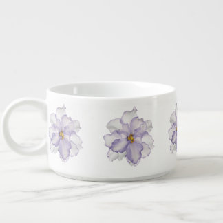 Beautiful Lavender Orchid Bowl