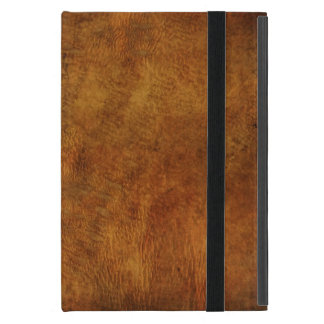 Beautiful Leather Look and Rustic Feel iPad Mini Cover