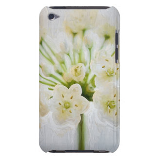 Beautiful Leek Flower Painting iPod Touch Cases
