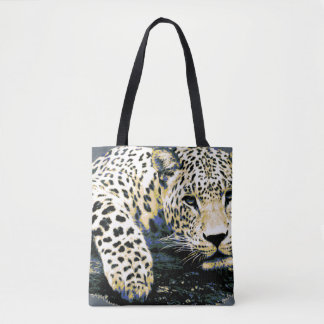 Beautiful Leopard Graphic Tote Bag