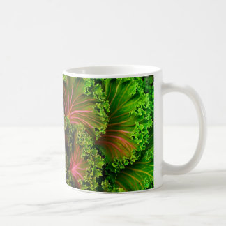 Beautiful Lettuce -Mug Coffee Mug