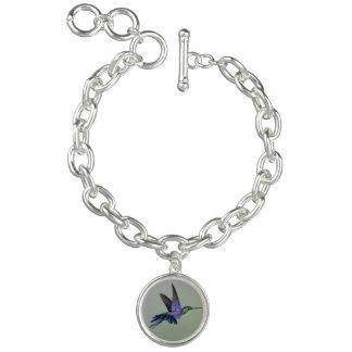 Beautiful little hummingbird bracelets