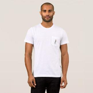"""Beautiful Lotus """"Rook"""" Dunbar Pocket-t T-Shirt"""