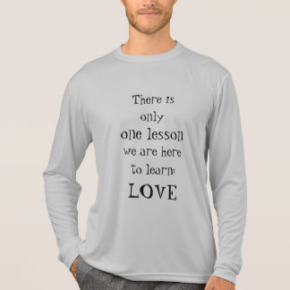 Beautiful LOVE Quote T-shirt for Men