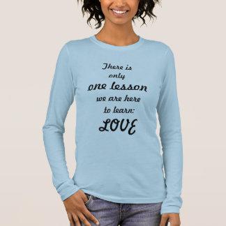 Beautiful LOVE Quote T-shirt for Women
